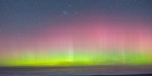 Watch: Watch: Aurora Australis seen in Canterbury