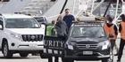 Watch: Watch: FBI director arrives in Queenstown