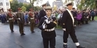 Watch: Watch: Dunedin ANZAC Day Dawn Service
