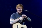 "Ed Sheeran took terminally ill Ollie Carroll backstage. ""He was meeting 'his' star...the man that taught him the power and love of music."" YouTube / Key103"