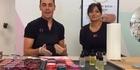 Watch: Watch: Custom blend lipsticks in Lower Hutt