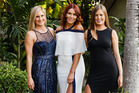 Hannah, Viarni and Lily are among the original women on The Bachelor. Photo / Supplied