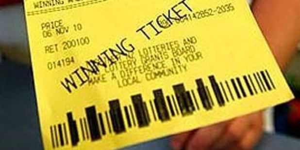 The North Waikato woman said she'd delayed getting the ticket checked, but was overjoyed when she found out she'd won. Photo/File