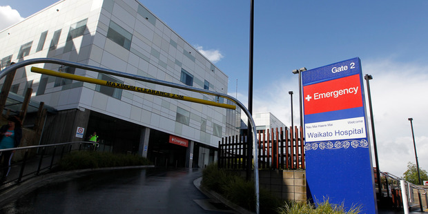 Waikato DHB has 15 months to correct an imbalance in orthopaedics training for junior doctors or face losing accreditation in a second department. Photo / Christine Cornege.