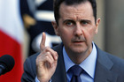 Syrian dictator Bashar al-Assad denies the many atrocities but war crimes investigators say the evidence is indisputable. Photo / AP