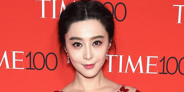 NEW YORK, NY - APRIL 25: Actress Fan Bingbing attends the Time 100 Gala at Frederick P. Rose Hall, Jazz at Lincoln Center on April 25, 2017 in New York City. (Photo by Gary Gershoff/WireImage)