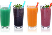 Water and milk are far healthier options than pure fruit juices. Photo / 123RF