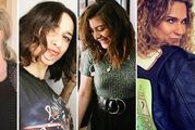 Rebecca Gibney, Keisha Castle-Hughes, Lorde and Danielle Cormack. Photos / Instagram