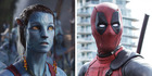 Here's when Avatar and Deadpool will make their way to movie screens. Photos / supplied