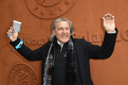 Ilie Nastase. Photo / Getty Images