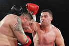 Joseph Parker fights have been popular with illegal live streamers. Photosport