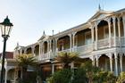 Princes Gate Hotel in Rotorua.