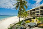 The Edgewater Resort in Rarotonga.