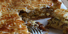 You know you want it: roquefort and prune pie