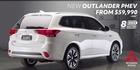 Watch: Mitsubishi Outlander PHEV VRX