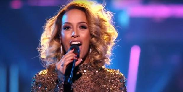 Singer Glennis Grace is taking the internet by storm. Photo / Youtube