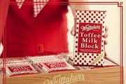 Whittaker's Toffee Milk chocolate is the latest creation from the Kiwi company. Photo/supplied