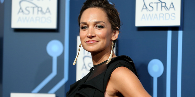 Nicole Da Silva, of cult favourites Wentworth and Rush. Photo / Getty Images