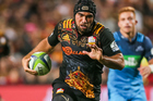 Chiefs second five Charlie Ngatai during the Super Rugby match. Photo / Photosport