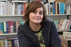 Victoria University Press editor Ashleigh Young plans to take a couple of months off to write before getting back to work. Photo / Mark Mitchell
