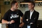 WBC champion Joseph Parker makes last minute preparations before his title fight against Razvan Cojanu
