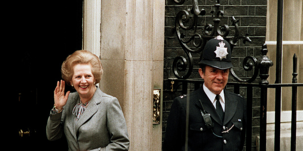 1. Margaret Thatcher became the first woman Prime Minister in Britain on this day in 1979 and was PM for how many years? Photo / AP