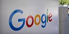 Outside  Google headquarters in Mountain View, California. Photo / AP
