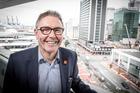 Brett O'Riley, chief executive of Auckland Tourism, Events & Economic Development. Photo / Michael Craig