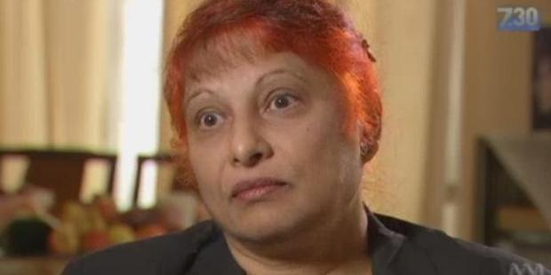 Shammi Pal said she had been judged for having a baby at the age of 61. Photo / ABC