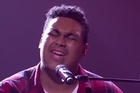 17 year old Kiwi Hoseah Partsch won over the judges with his rendition of ' Always Is Never Enough ' by Ariana Grande
