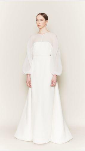 The Claris Dress. Photo / Emilia Wickstead