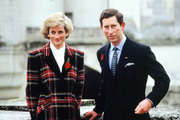 """Diana's personal designer says Charles was also """"reluctant"""" to pay for her dresses. Photo / Getty"""
