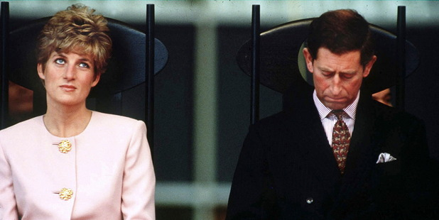 Diana was advised not to give up her security detail. Photo / Getty Images