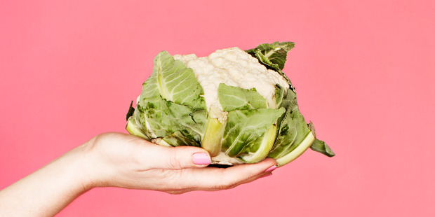 New ways to work with cauliflower have contributed to its rise in popularity. Photo / Getty