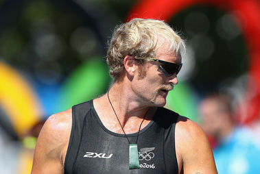 Eric Murray of New Zealand. Photo / Getty