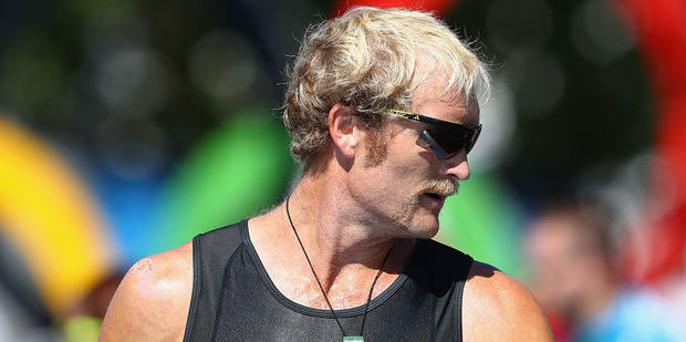 Rowing New Zealand boss Simon Peterson hopes to keep Eric Murray close to the sport. Photo / Getty Images