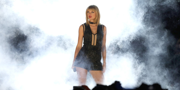Singer/songwiter Taylor Swift has disappeared... Photo / Getty Images
