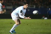 Dan Carter finished his All Blacks career with a man of the match performance at Twickenham. Photo / Getty