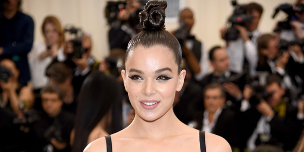 Hailee Steinfeld attends the Met Gala on May 1, 2017 in New York. Photo / Getty