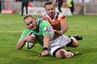 Matt Faddes of the Highlanders during the Super Rugby match between Toyota Cheetahs and Highlanders. Photo / Getty Images.