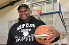 VALUED: Angelo Robinson has been an important factor in Hoop Club Kapiti's success.