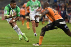 Waisake Naholo of the Highlanders during the Super Rugby match between Toyota Cheetahs and Highlanders. Photo / Getty Images.