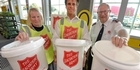 Bay residents asked to dig deep for Salvation Army's Red Shield Appeal