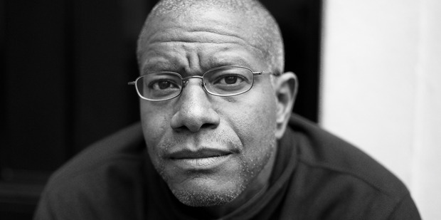 Author Paul Beatty.