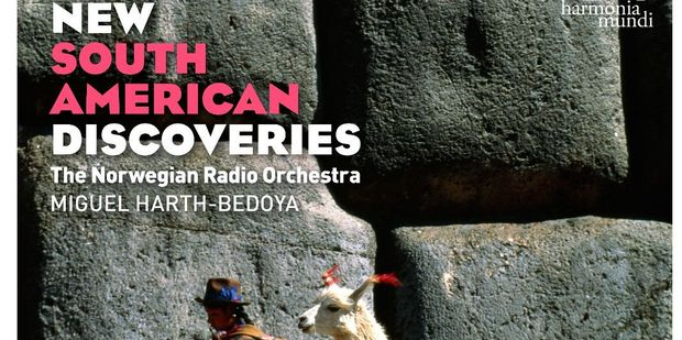 New South American Discoveries (Harmonia Mundi, through Ode Records)