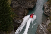 Shotover Jet has been a popular tourist attraction near Queenstown for many years. Photo / Mike Scott