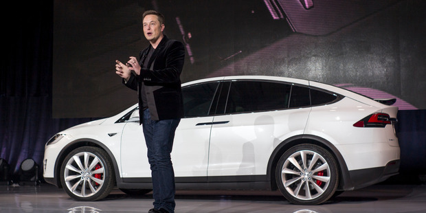 Tesla electric cars founder Elon Musk personally funds Ad Astra School. File/Photo