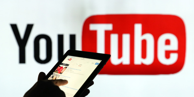 Some of the shows will be supported through advertising on videos just like normal YouTube content. Photo / AP