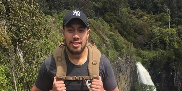 New Zealand sailor Joseph Tua went missing in Samoa on April 29 near the famous To Sua trench tourist site. Picture supplied by family.