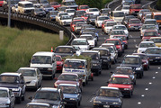 Traffic congestion is expected along Auckland's motorways this morning following four crashes. Photo: Stock